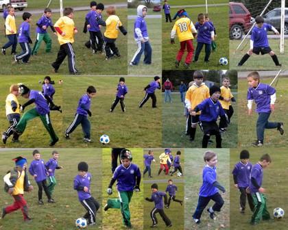 AYSO Team 3 Soccer-1