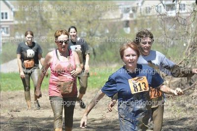 Kathryn&Pam Running
