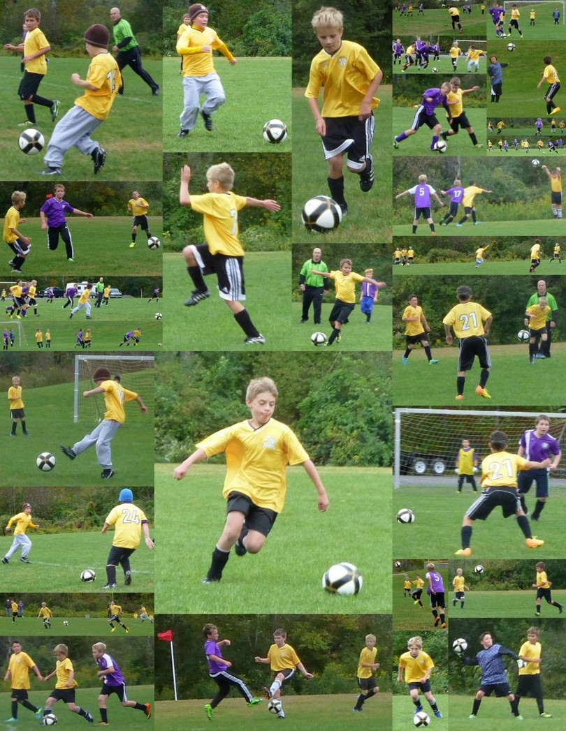 2013-09-22 HP Gold vs Waterville