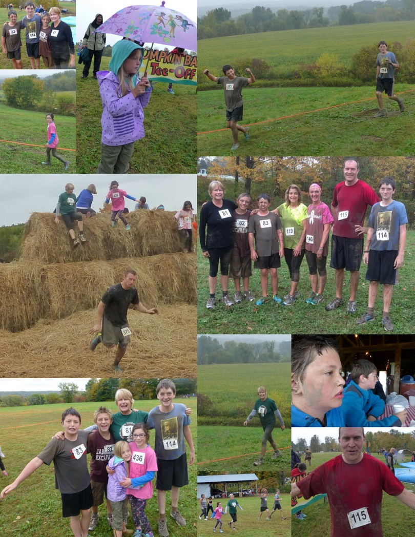 2014-10-04 Pumpkin Patch Mud Run