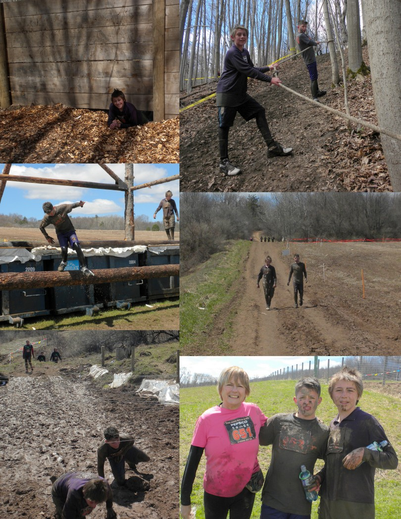 2015-04-25 Daniel Barden Mud Run after