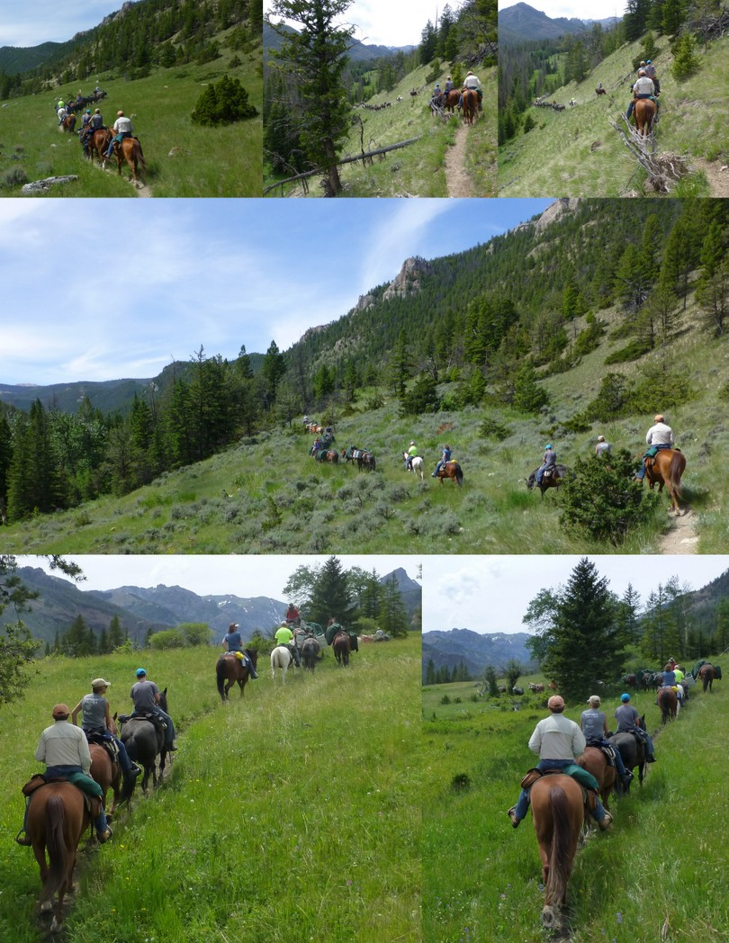 2015-06-24 Horsepacking