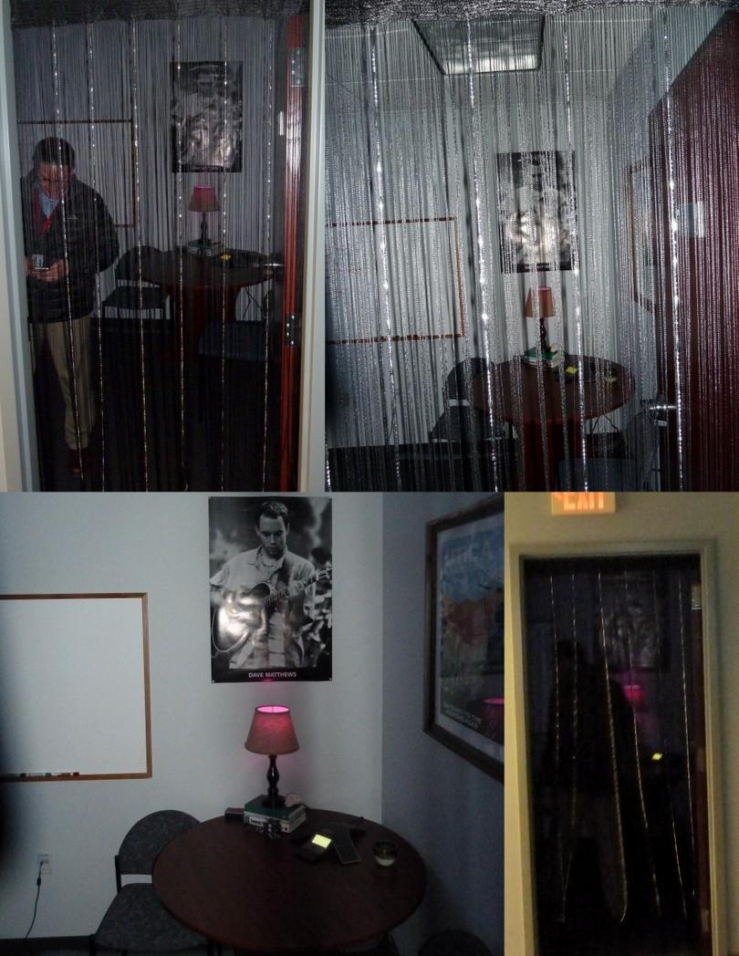 Alex's Office collage