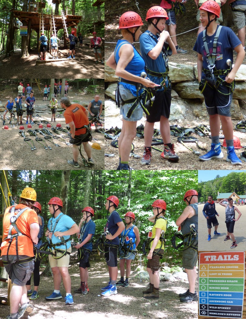 2016-06-25 RambleWild Rope Course2