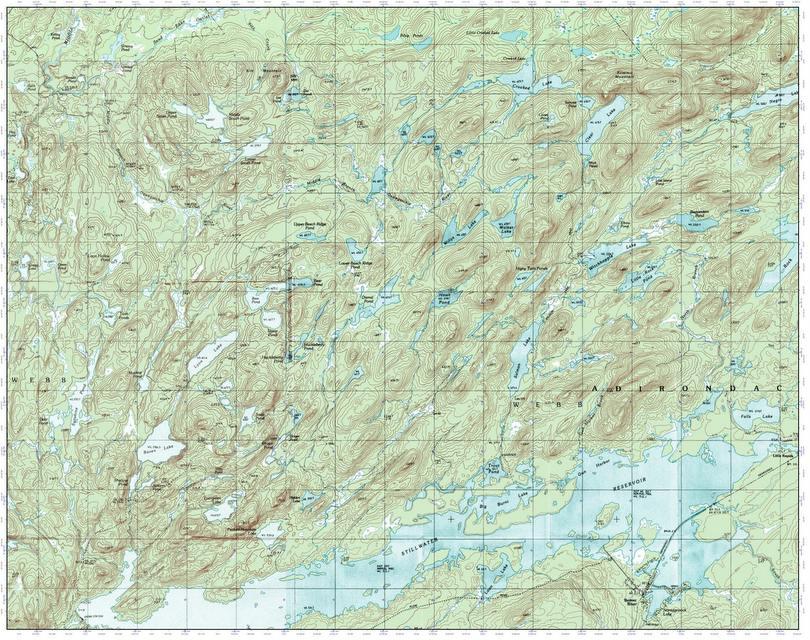 Stillwater Map